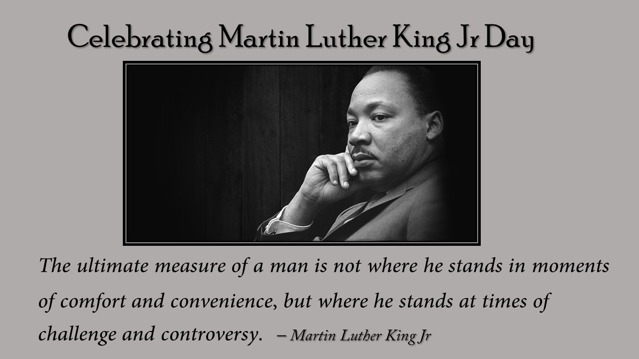 an analysis of martin luther king jr as a powerful leader Dr martin luther king jr was a successful leader of the african american civil rights movement in the united states he was intelligent in the fact that he was able to lead african.