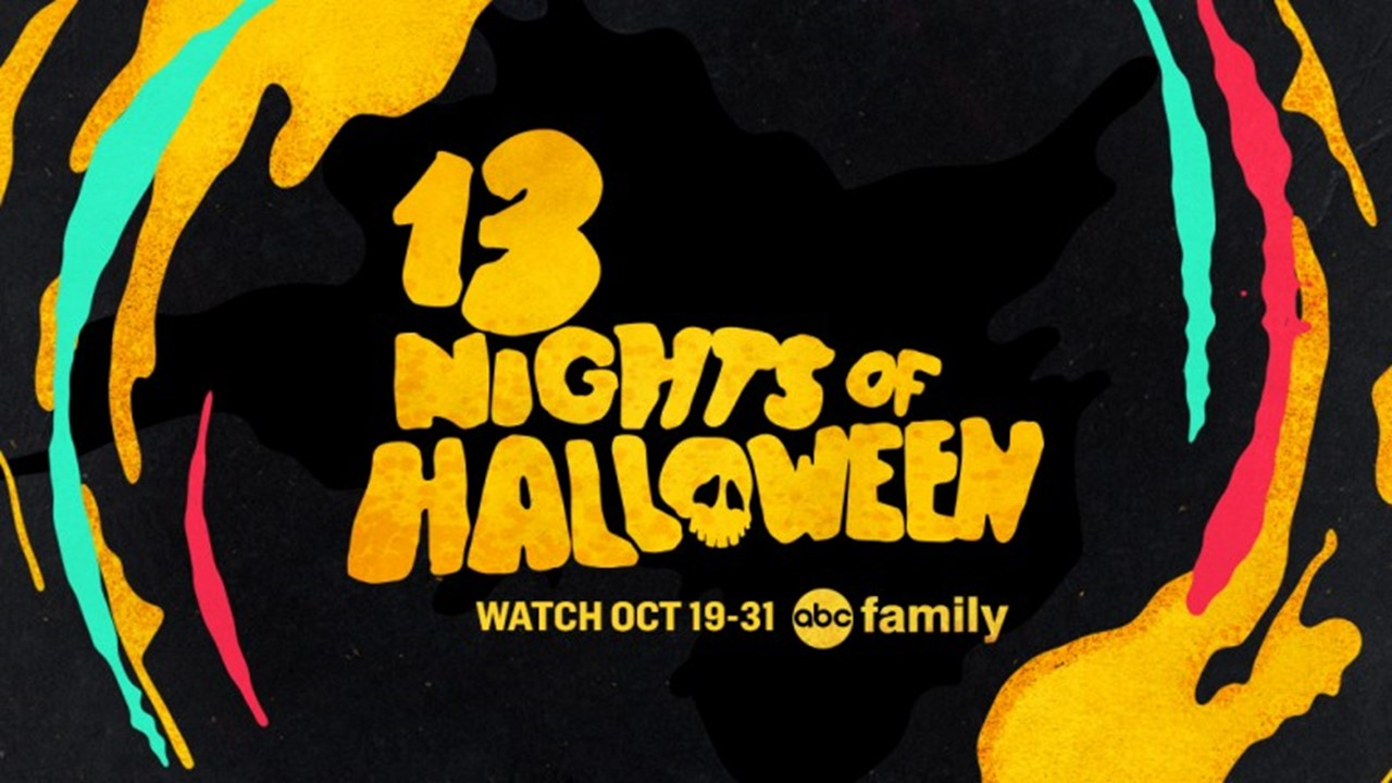How Many Days Until Freeforms 13 Nights of Halloween